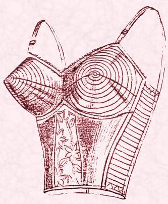 Bra History – Bras After 1950 – Undergarments fashion ...