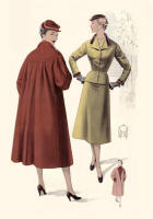 1955 Fullback Coat