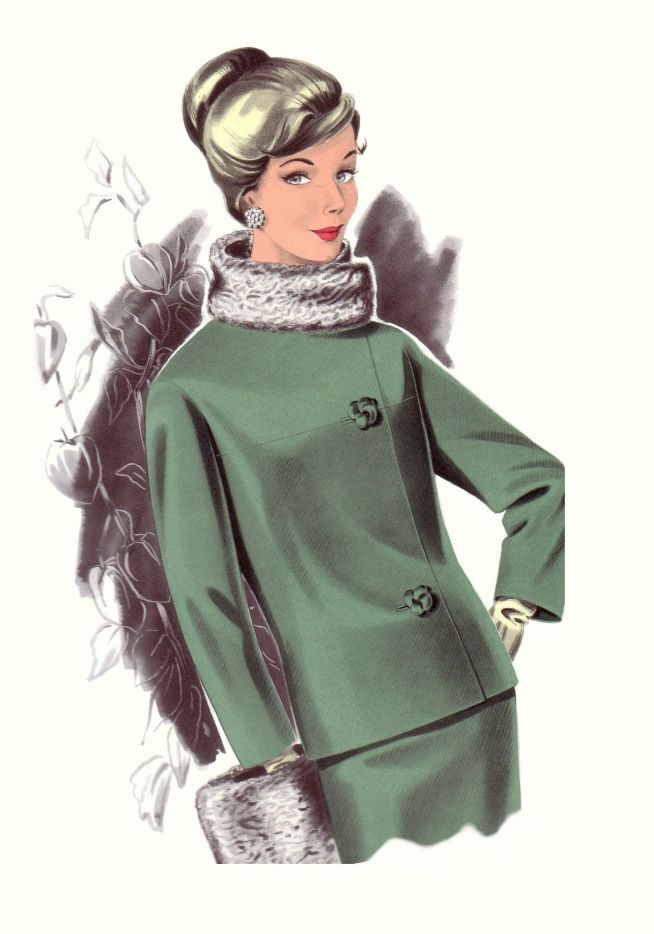 1960s Fashion History Pictures