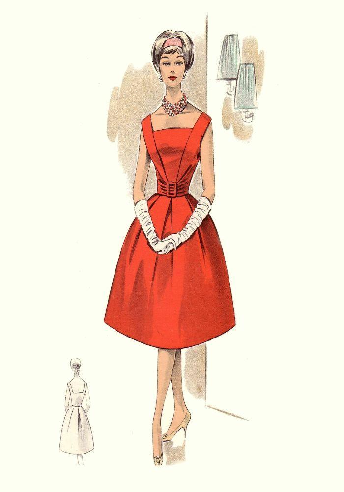 1960s Fashion History