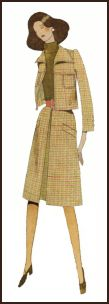 1971 suit pattern cover.