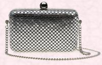 Chain mail box bag �8.00 due in mid November from the Primark Autumn and Winter 2007 Collection