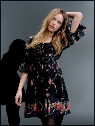 Miss Selfridge Garland dress �55/�85.