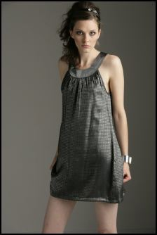 Internacionale Autumn/Winter 2007 Grey Mix Dress �15 and Alice Band �2.50.