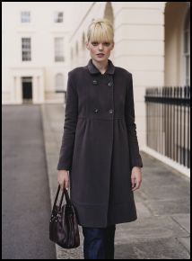 Great Plains AW07 Cashmere Wool Coat - 2007 Fashion History.