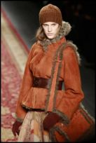 Hermes Coat and Bag - 2008 Fashion History.