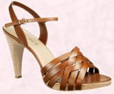 NEXT Women's Footwear Spring/Summer 2008 Tan weave sandals �35/�50 Women's Footwear Spring/Summer 2008