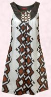 2008 Monsoon Womenswear Masai dress �50 - Monsoon Spring/Summer 2008