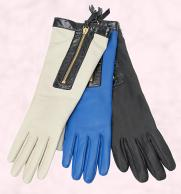 Zipper Gloves Barrientes from www.aldoshoes.com -  �35.00 Aldo Autumn/Winter 2009 - Accessories at Aldo.