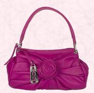 Fuchsia DKNY bag at House of Fraser.