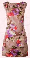 Dorothy Perkins Spring Summer 2009 - Brushed floral shift dress �40 �60