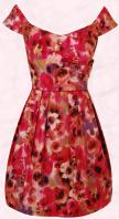 Pink Waterlily Dress �60 / �102 - Monsoon High Summer 2009 - Fusion.
