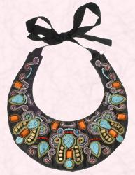 Tribal decoration necklace Accessorize - High Summer 2009 Collection
