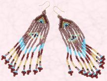 Dakota multi Pocahontas Earrings �8 (�13.5 Eire) Accessorize Spring Summer 2009