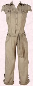 Natural coloured Matalan jumpsuit - Spring 2009