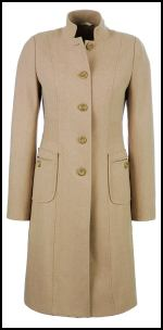 Littlewoods Camel Coat