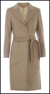 Maxmara Cashmere City Coat
