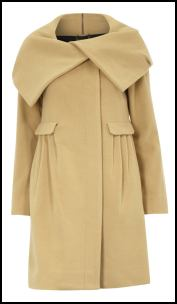 Alpaca Camel Coat - Matches Fashion
