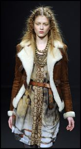Shearling Jacket from Wunderkind