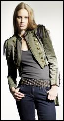 Limited Edition Military Jacket �55/�79 - New Look UK