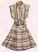 Hobbs NW3 Stripe Dress,�169 Hobbs Spring Summer 2010 Clothing.