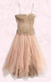Pretty Romantic Designer Dress from Ralph Lauren