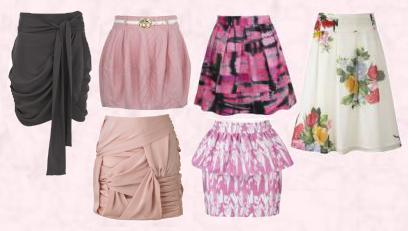 Skirt Lengths for 2010