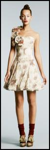 Hobbs SS10 - Collybrooke Bubble Dress �299.