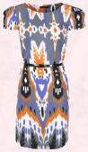 Tribal Structured Dress �16 George at ASDA.