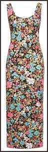 Floral Maxi Dress �20 - Boohoo.com SS10 Boohoo Dresses.