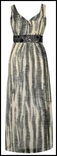 Evans SS10 Ladieswear - Jewel Maxi Dress - �65/�99.50.