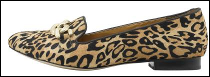 River Island - Leopard Print Flat Shoes.