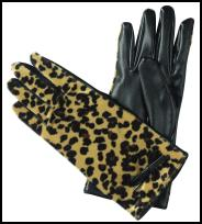 Gloves - Animal Print Accessories for Winter 2011/12