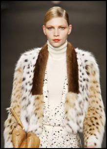 Short Fur Jacket by Brioni AW11.