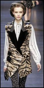 Women's Animal Print Fashion 2011/12