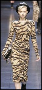 Animal Prints From Dolce & Gabbana