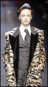 Animal Prints From Dolce & Gabbana - Autumn 2011 - Winter 2012.