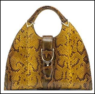 Animal Print Python for Winter 2011/12