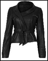 Preen Edition - Leather Jacket Debenhams.