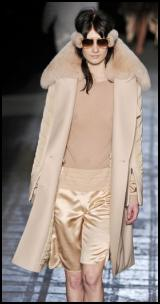 Alexander Wang AW11 Catwalk Coat.