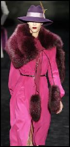 Pink Jewel Colours For Furs.