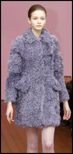 1960s Baby Doll Styling - Jewel Colours For Furs