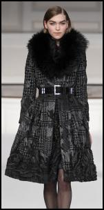 Coat by Oscar De La Renta AW11.