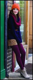 Heritage Cord Shorts and Knitwear - Dunnes Stores Ladies Autumn