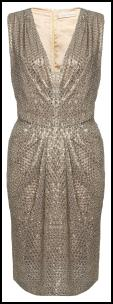 Short Sequin Beaded Party Cocktail Dress.