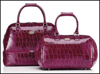Jasper Conran For Tripp Luggage - Croc Tote Bags.