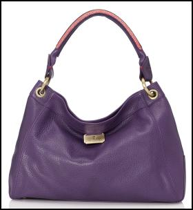 John Lewis AW11 - Immi Purple Bag.