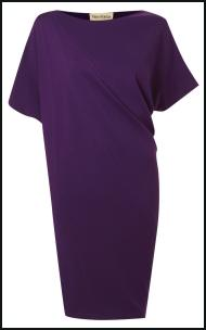 Mary Portas Purple 'No Brainer' Dress - House Of Fraser.