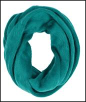 Oasis AW11 - Teal Neckwear Cowl Scarf Accessory.