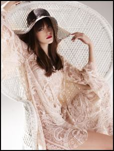 Lace Tunic Dress fashion Trend.